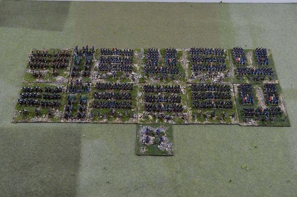 d'Erlon's 20,000 strong I Corps