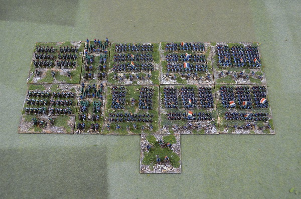 Reille's 20,000 Strong II Corp