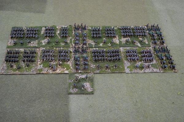 III & IV Cavalry reserve Corp 1